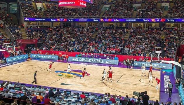 7 країн претендують на проведення Євробаскета-2021