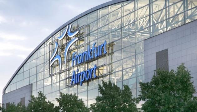 В аэропорту Франкфурта из-за сбоя в софте