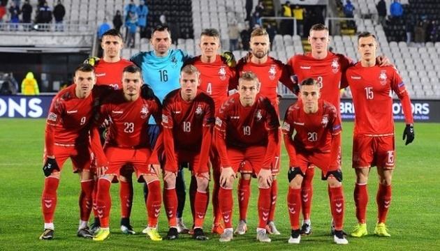 Футбол: Литва зіграла у Баку внічию товариський матч з Азербайджаном