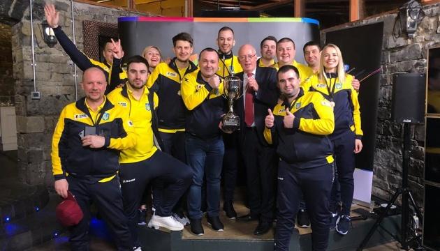 Збірна України зі спортивного покеру виграла Кубок Націй