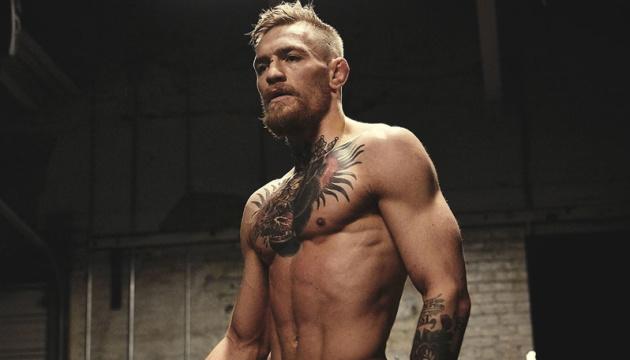 Conor McGregor visitará Kyiv el 22 de octubre