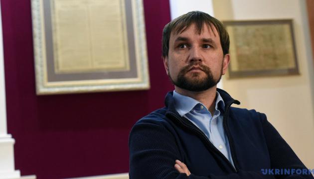 Вятрович сказал, с какой партией пойдет на выборы