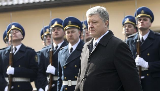 У Кремля є план зриву президентських виборів в Україні — Порошенко