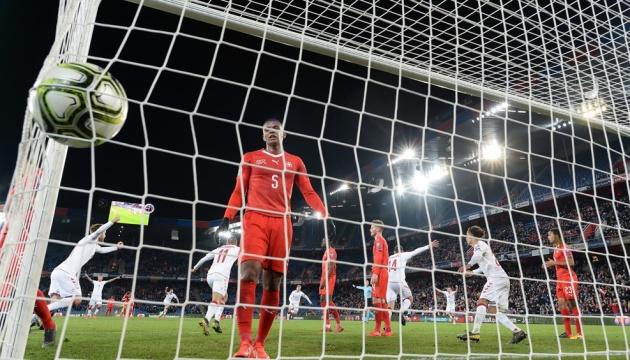 Євро-2020: камбек врятував Данію від поразки у Швейцарії