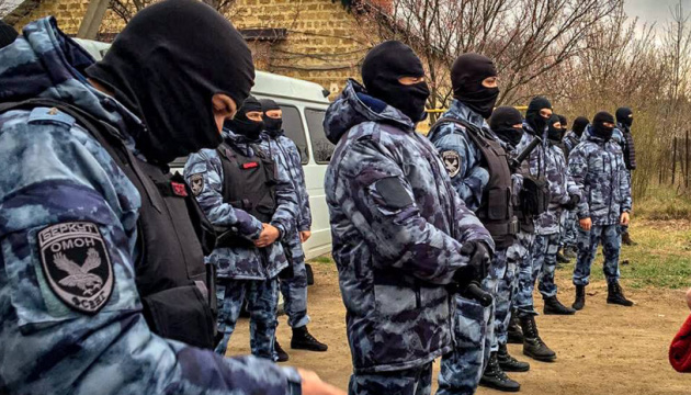 Number of raids on houses in occupied Crimea doubles