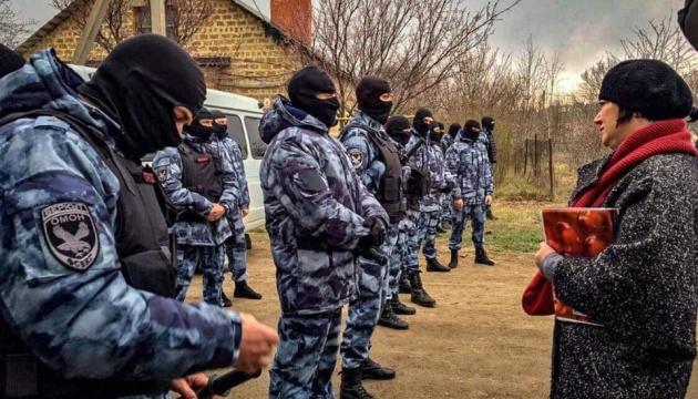 FSB obszukuje mieszkania 25 rodzin Tatarów krymskich