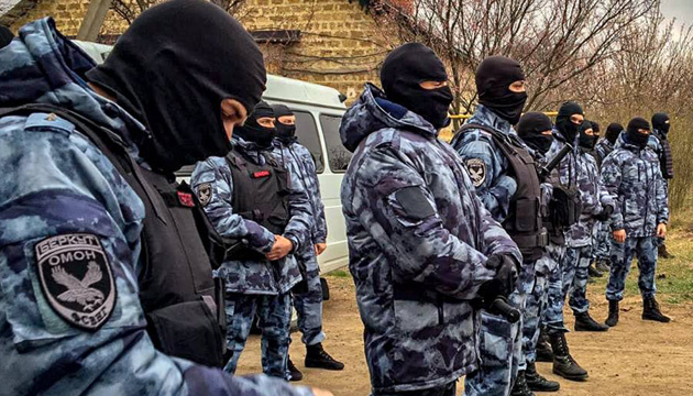 335 politically motivated arrests recorded in Crimea last year