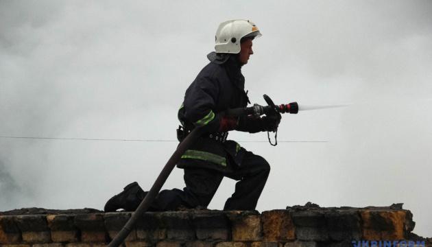 15 Ukrainiens ont péri dans des incendies depuis le début de l'année