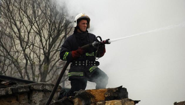 Пожежу в одеській лікарні загасили