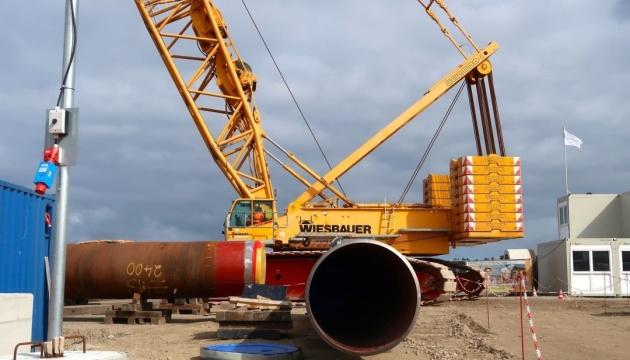 Майже 350 німецьких компаній можуть потрапити під санкції США через Nord Stream 2
