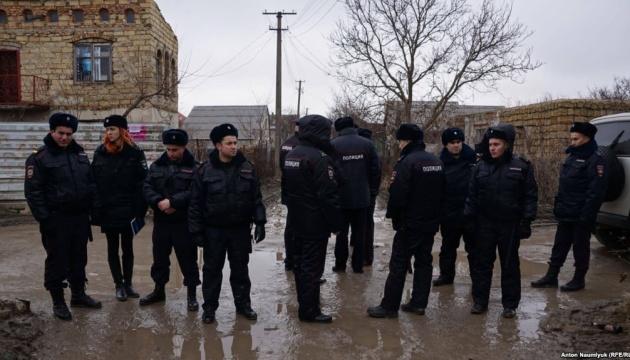 Під час обшуків у Криму вже затримали 15 осіб