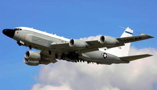 Amerykańskie samoloty wojskowe przeprowadziły loty rozpoznawcze w pobliżu Krymu - media