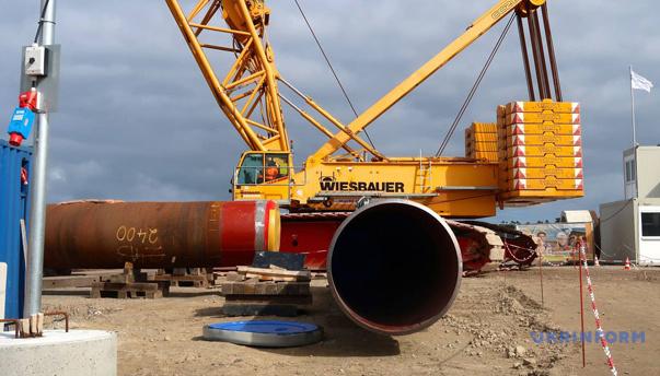 В Сенате США подготовили законопроект о санкциях против Nord Stream 2 - Bloomberg
