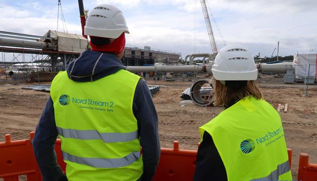 Фінляндія дозволила будувати Nord Stream 2