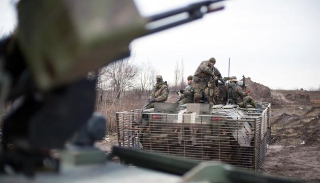 Donbass : les troupes russes déploient des mortiers interdits, un militaire ukrainien tué et six autres blessés
