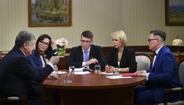 Порошенко не готовий до компромісу щодо Криму та Донбасу