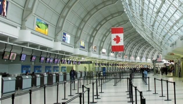 Аеропорт Торонто почав писати Kyiv замість Kiev