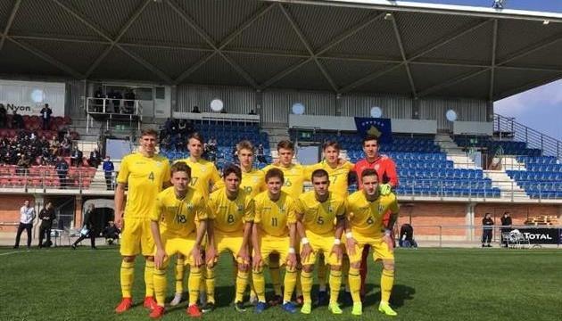 Футбол: збірна України U17 у меншості поступилася грекам у відборі Євро-2019