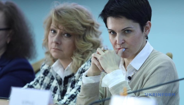 Голова ЦВК заявила, що жодного тиску у день голосування не відчувала
