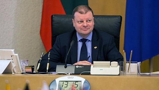 Прем'єр-міністр Литви визнав, що не пройшов у другий тур виборів - ЗМІ
