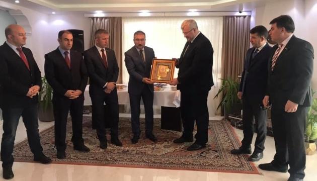 Посла Украины в Турции признали самым активным иностранным дипломатом