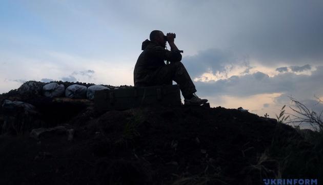 Окупанти двічі порушили «тишу», під Катеринівкою працював снайпер