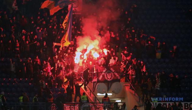 """УЄФА покарав """"Шахтар"""" за расистську поведінку фанатів під час гри з"""