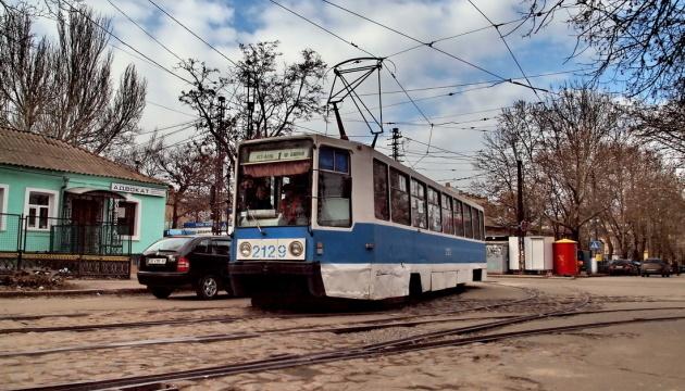 Все трамваи и троллейбусы Николаева оборудовали GPS