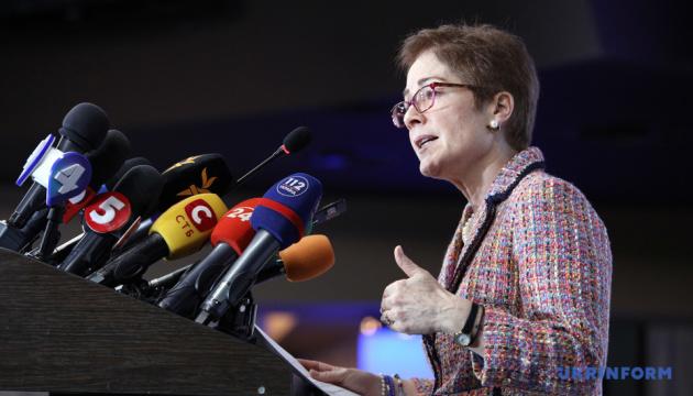 Вашингтон отзывает Йованович с должности посла США в Украине - СМИ