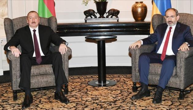 Лідери Азербайджану та Вірменії зустрілись у Відні