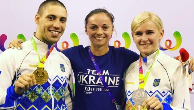 Українці вибороли дві «бронзи» на ЧЄ з карате