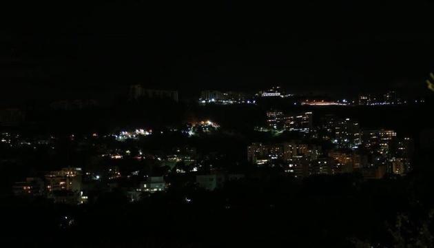 У Венесуелі частково відновили електропостачання після третього блекауту