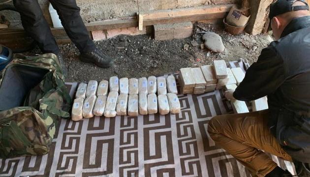 СБУ изъяла партию наркотиков на $10 миллионов