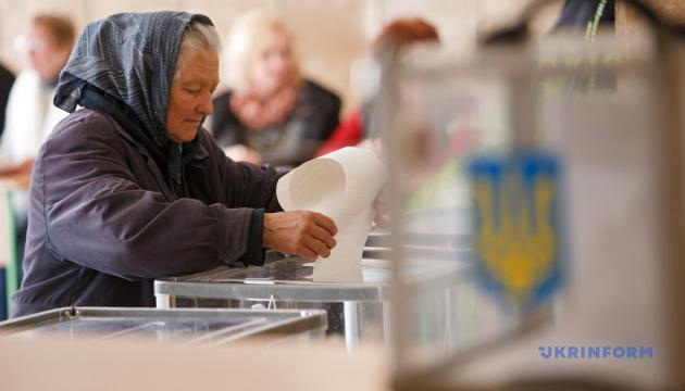 Перші 13 округів дали дані про явку виборців — 66,89%