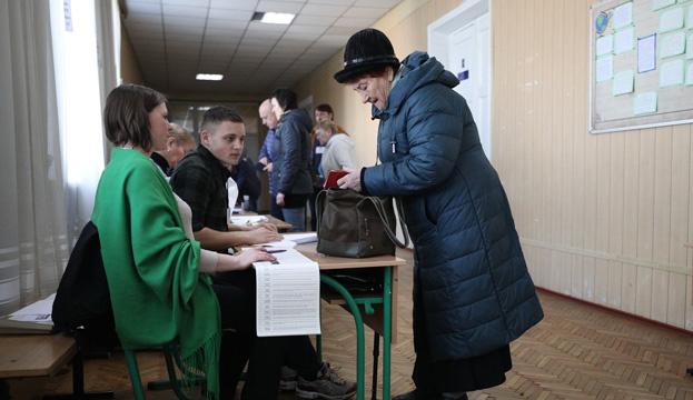 Явка на президентських виборах становить 63,52% - остаточні дані ЦВК