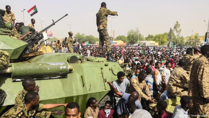 Тепер – маємо зміну влади у Судані
