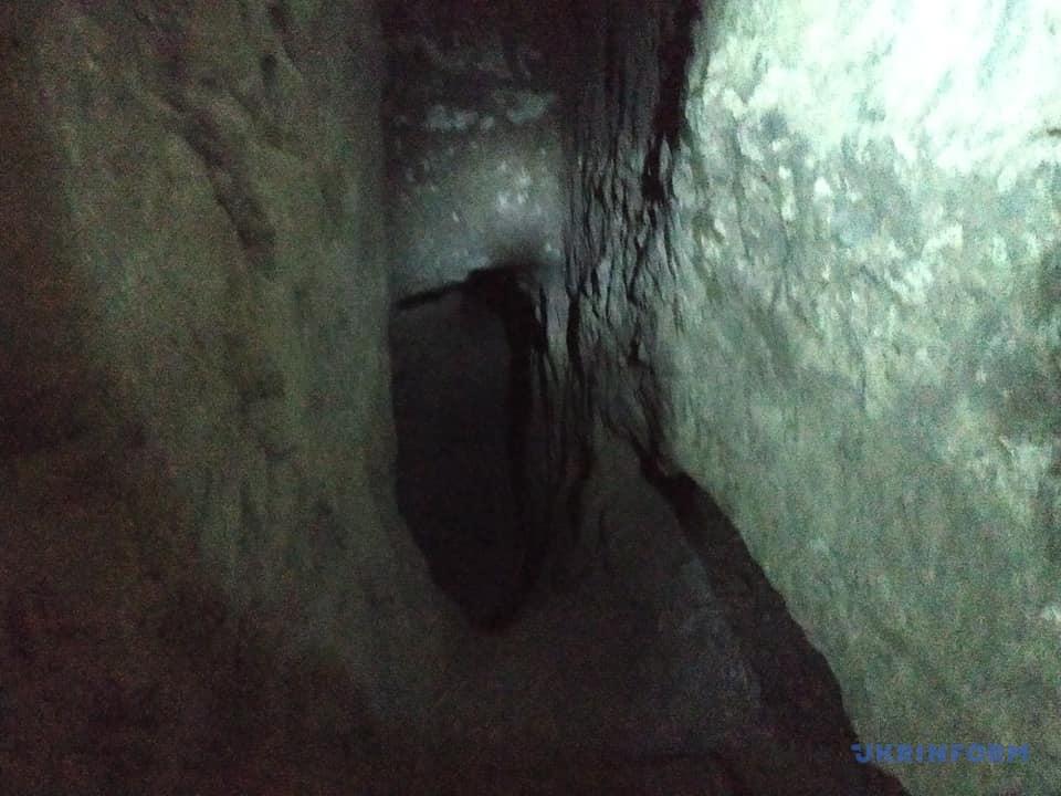 Нікопольські підземелля