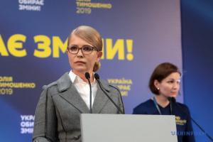 大統領に憲法軽視の忠言をしたティモシェンコ祖国党党首を、各政党代表者が批判