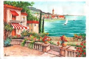 Сущенко надіслав новий малюнок з колонії