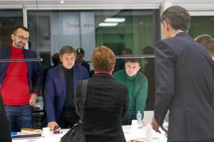 Данилюк не подтверждает, что ему предлагали кресло главы МИД после выборов