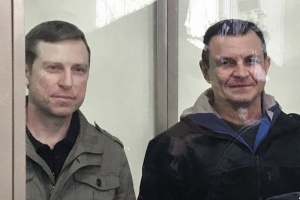 """""""Українських диверсантів"""" Дудку і Бессарабова привезли у СІЗО Сімферополя"""