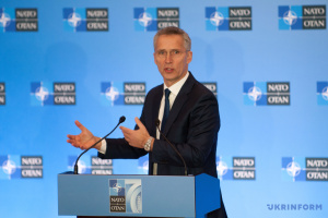 Stoltenberg invites Zelensky to visit NATO Headquarters