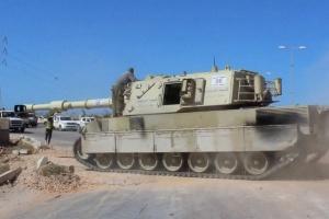 Правительственные силы отбили атаку возглавляемых Хафтаром сил на Триполи