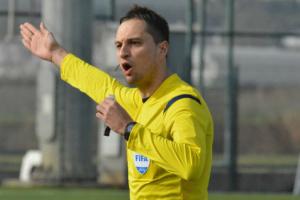 Football: des arbitres ukrainiens seront sollicités dans les tournois finaux de l'Euro-2019 U-17