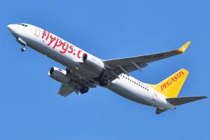 Pegasus у травні почне літати за напрямком Київ – Газіпаша
