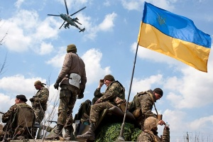 Ukrainian troops come under artillery, mortar fire in Donbas