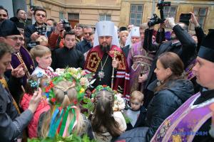Ohne Einigkeit kann Aggressor Ukraine erobern - Epiphanius
