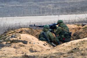 No se producen bajas en el Donbás