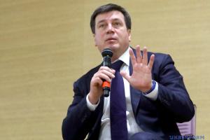 Зубко проголосовал в Житомире и рассказал о децентрализации