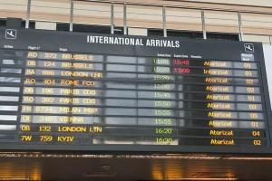 Бельгійські летовища писатимуть Kyiv замість Kiev
